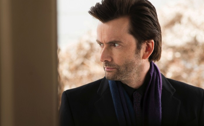 First look: David Tennant and more images from Marvel's Jessica Jones