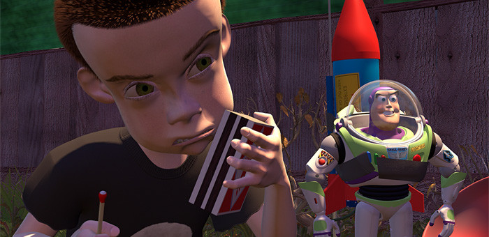 Toy Story 1, 2 and 3: Time and other perils of being a toy