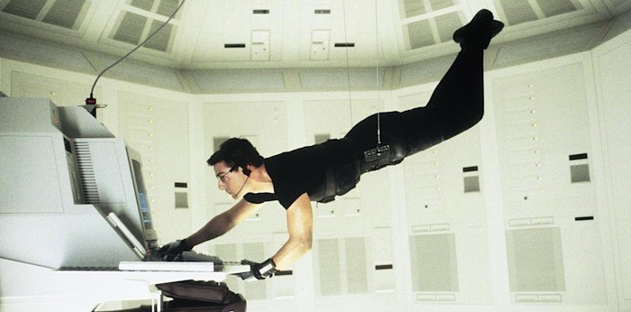 VOD film review: Mission: Impossible (1996)