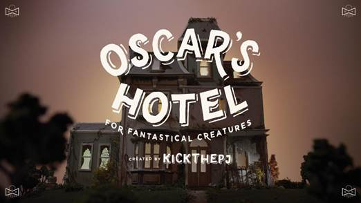 Vimeo TV review: Oscar's Hotel for Fantastic Creatures