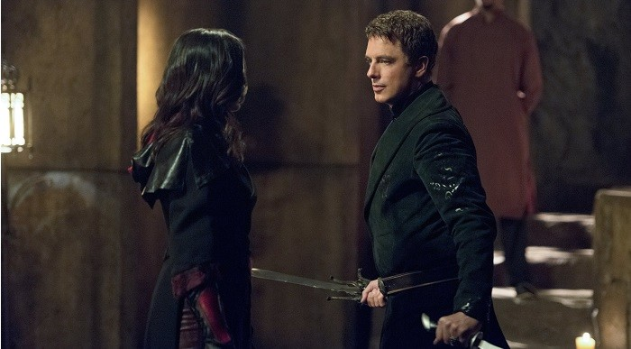 UK TV recap: Arrow Season 4, Episode 3