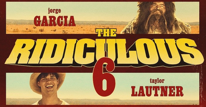 Netflix releases The Ridiculous 6 trailer