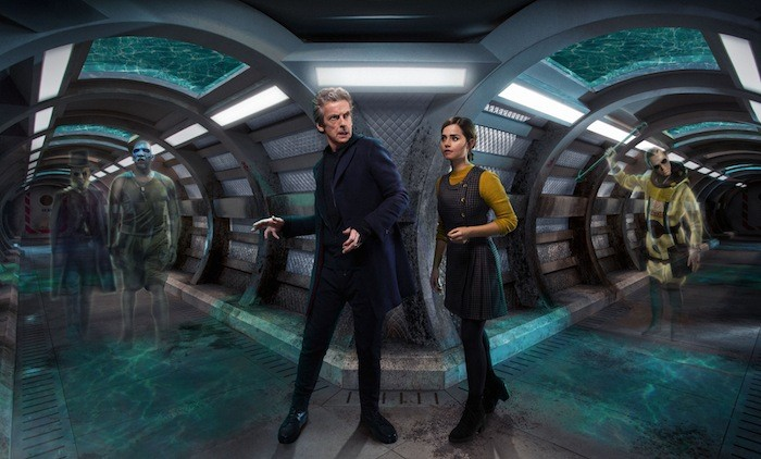 Netflix UK TV review: Doctor Who Season 9, Episode 3 (Under The Lake)