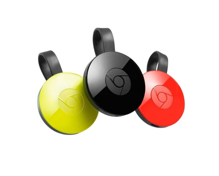 Chromecast king of streaming devices in 2015