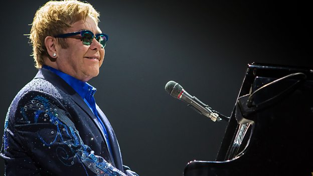 Elton John concert to arrive exclusively on iPlayer