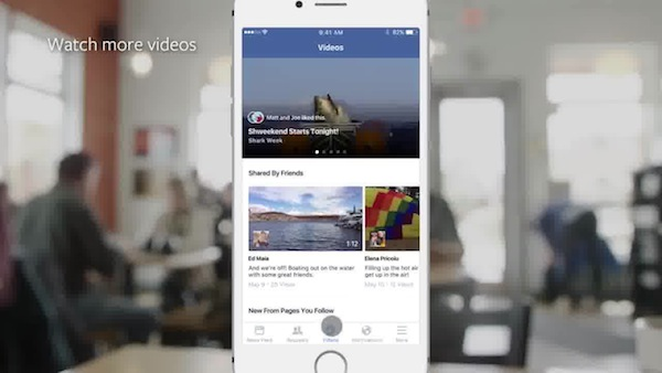 Facebook to start investing in original video content?
