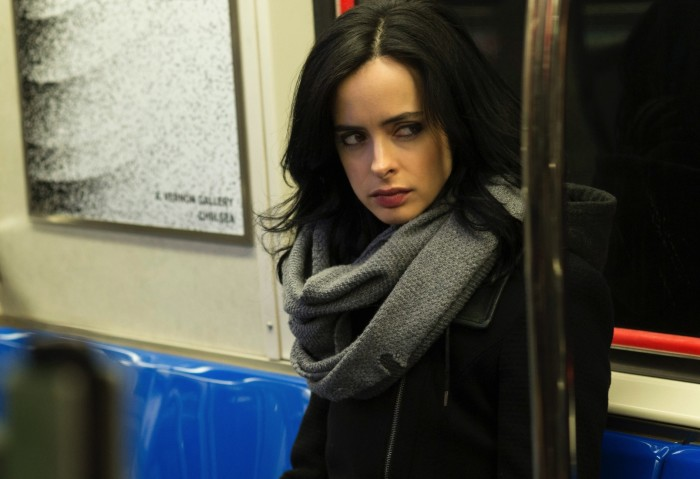 First look at Jessica Jones Season 2