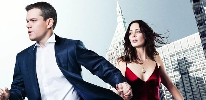 Netflix UK film review: The Adjustment Bureau
