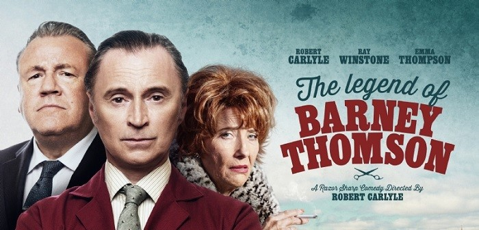 VOD film review: The Legend of Barney Thomson