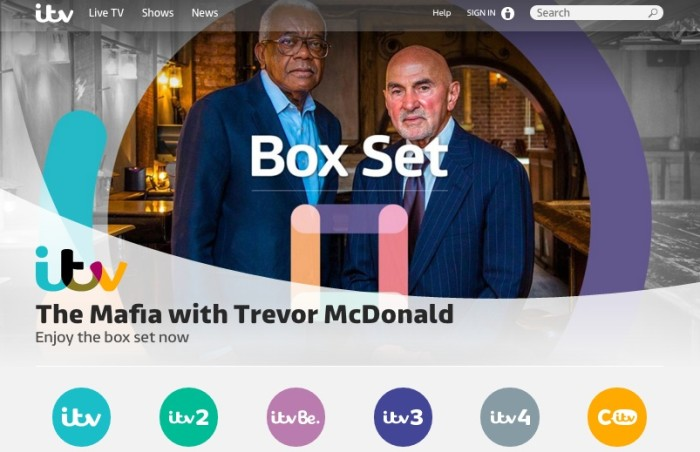 ITV Hub officially launches