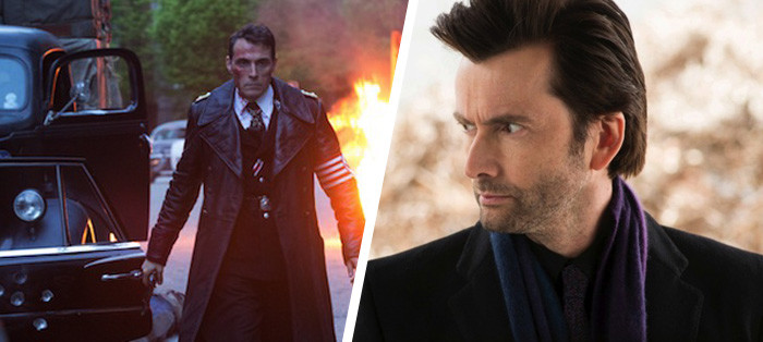 Episode 4 of PODzilla: Jessica Jones vs The Man in the High Castle (feat. an interview with Rufus Sewell)