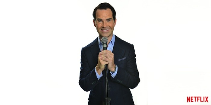 Jimmy Carr to record stand-up show for Netflix