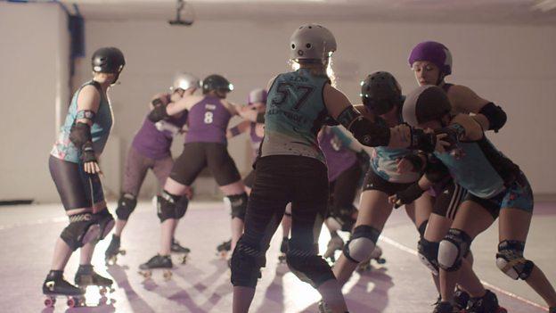 Roller Derby documentary skates onto BBC iPlayer