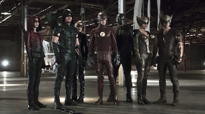 UK TV recap: Arrow Season 4, Episode 8 (The Flash crossover)