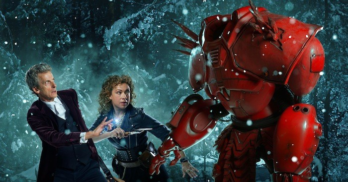 UK TV review: Doctor Who 2015 Christmas special (The Husbands of River Song)