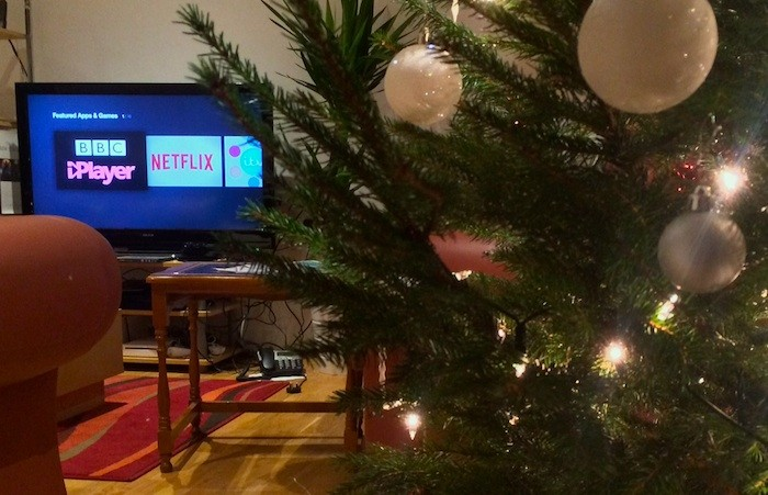 7 in 10 adults to watch Christmas TV on-demand this year