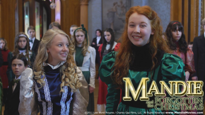 VOD film review: Mandie and the Forgotten Christmas