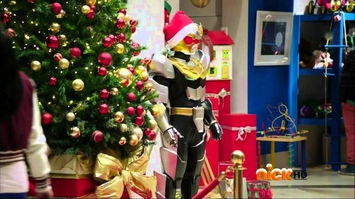 12 Days of Netflix: Power Rangers Christmas specials