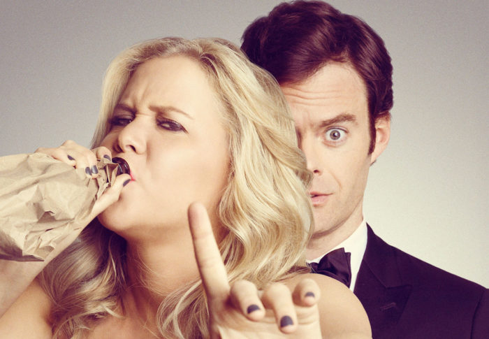 Watch online: How did Amy and Judd create Trainwreck?