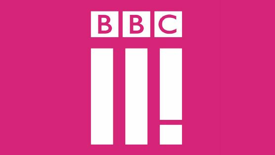 The new BBC Three logo is not a BBC Three logo