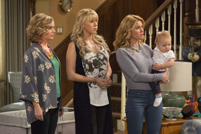 Netflix's Fuller House to end with Season 5