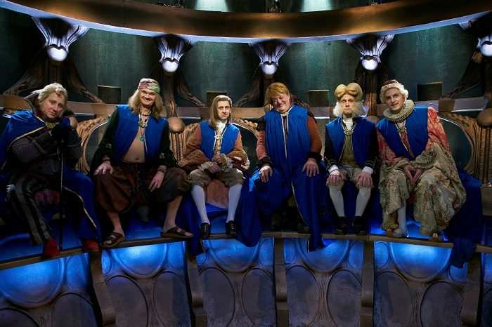 First look at Stephen Fry's Cuddly Dick (in Yonderland)