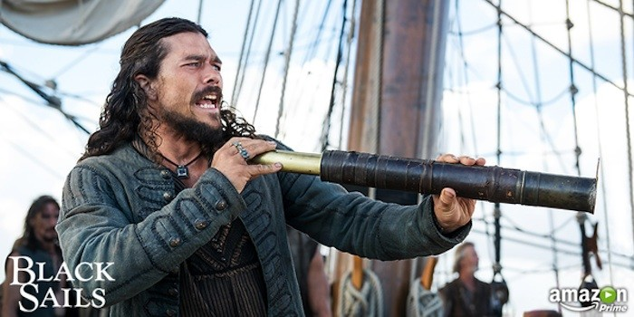 Trailer: Black Sails Season 3 swims into UK TV waters on 25th January