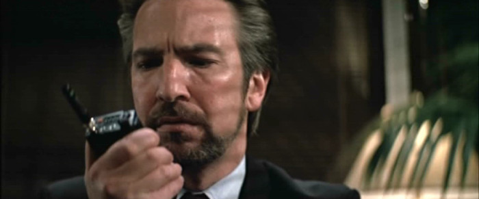 RIP Alan Rickman: The best bad guy a film could have