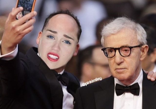 Miley Cyrus to star in Woody Allen Amazon series