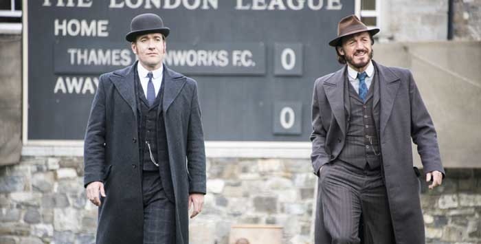 Interview: Matthew Macfadyen and Adam Rothenberg on Ripper Street Season 4
