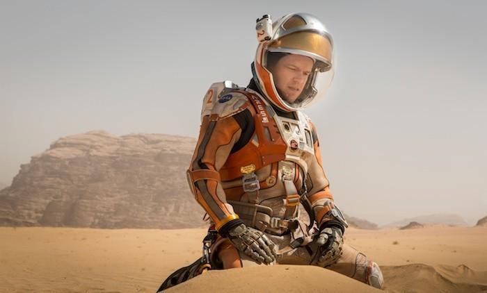 Netflix UK film review: The Martian