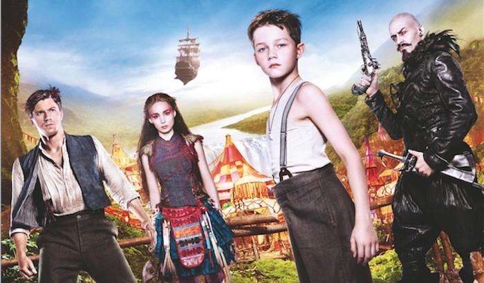 Netflix UK film review: Pan