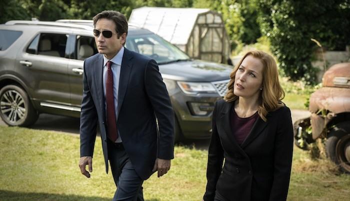 The X-Files Season 11 gets UK air date