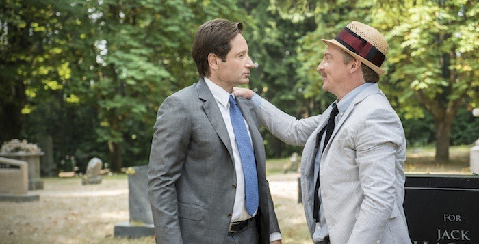 UK TV review: The X-Files Season 10 (2016), Episode 3 (Mulder and Scully Meet the Were-Monster)
