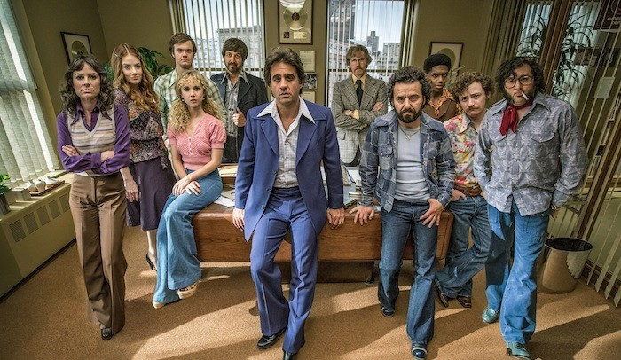 First look UK TV review: Vinyl (spoiler-free)