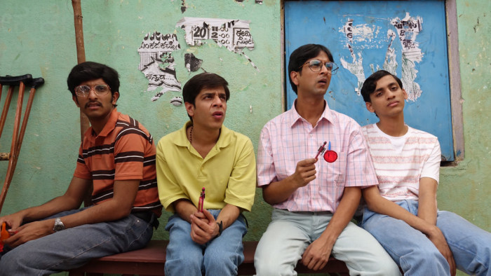 Interview: Q talks directing Netflix's Indian sex comedy Brahman Naman