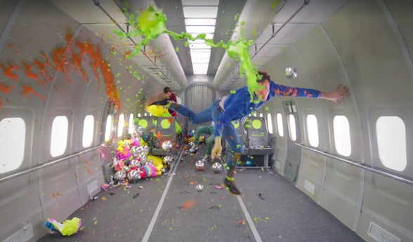 OK Go goes with Facebook for latest viral music video
