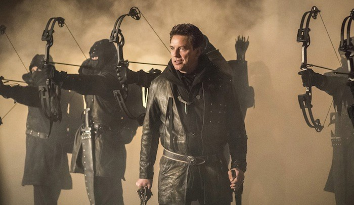 UK TV recap: Arrow Season 4, Episode 13 (Sins of the Father)