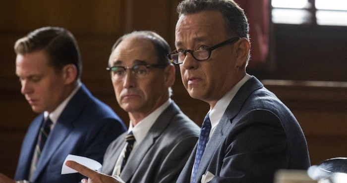 Netflix UK film review: Bridge of Spies