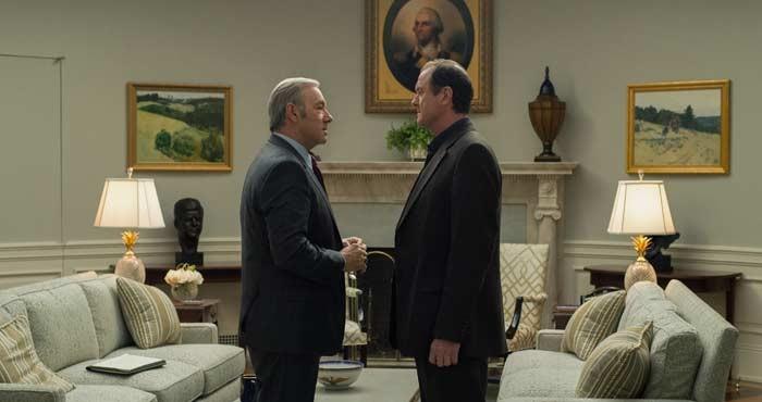 Netflix UK TV binge review: House of Cards Season 4, Episodes 10, 11, 12