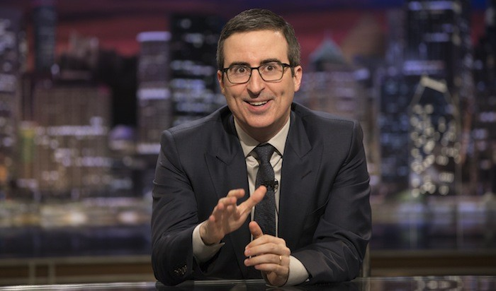 Last Week Tonight's takedown of Donald Trump proves John Oliver is king of satire