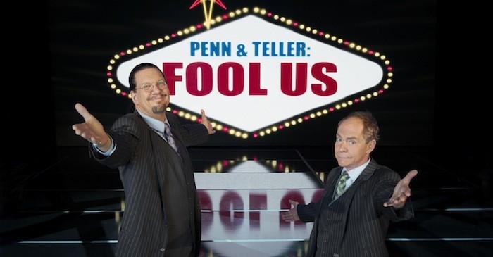 Netflix UK TV review: Penn & Teller: Fool Us