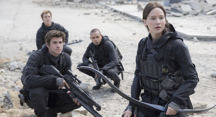 VOD film review: The Hunger Games: Mockingjay – Part 2