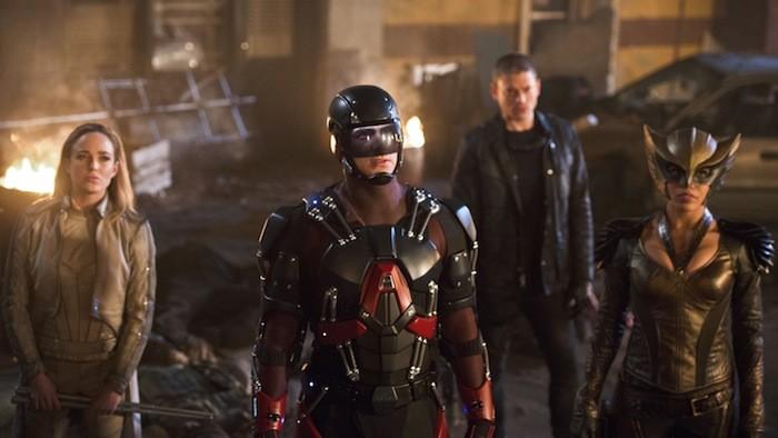 UK TV recap: DC's Legends of Tomorrow Season 1, Episode 6 (Star City 2046)