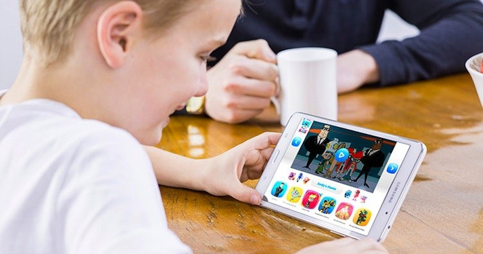 Sky launches new app for kids