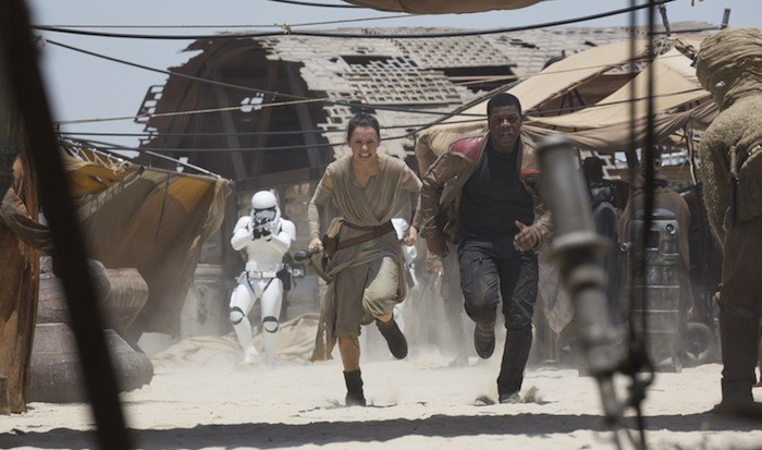VOD film review: Star Wars: The Force Awakens