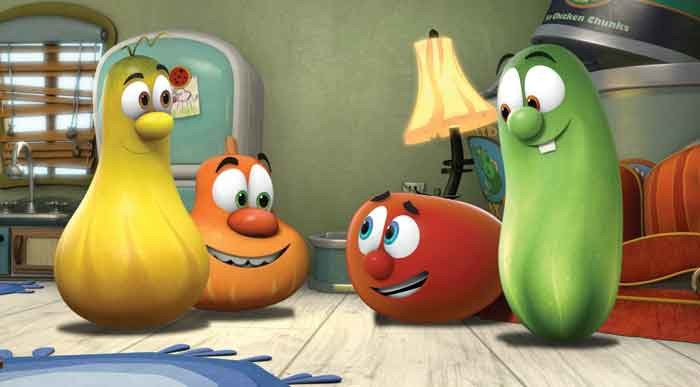NFK TV review: VeggieTales in the House