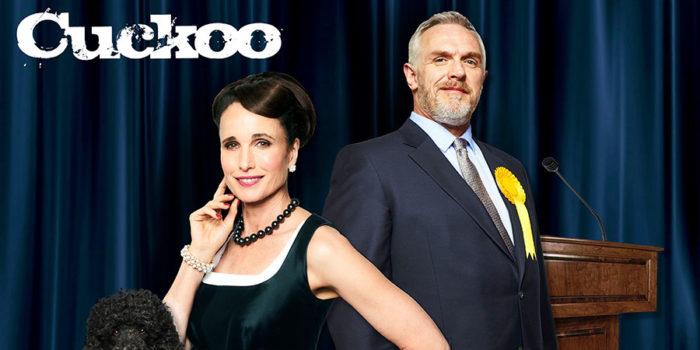 Andie MacDowell is BBC Three's new Cuckoo for Season 5