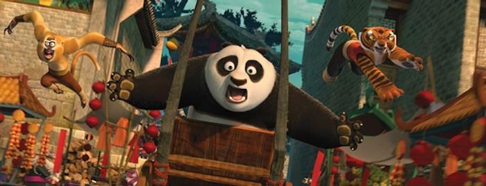 Netflix UK film review: Kung Fu Panda 2