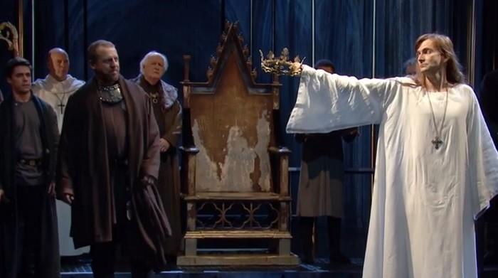 Digital Theatre review: David Tennant's Richard II
